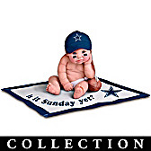 Dallas Cowboys #1 Fan Baby Doll Collection