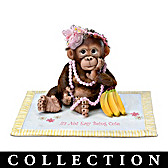 Couldn't Be Cuter Monkey Doll Collection