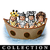 Noah's Adorable Ark Baby Doll Collection