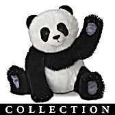 Smithsonian's National Zoo Babies Plush Doll Collection