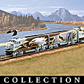 Wings Of Majesty Express Train Collection