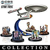 U.S.S. Enterprise Figurine Collection