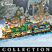 Disney Holiday Celebration Express Train Collection
