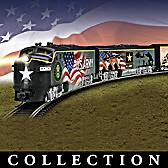 U.S. Army Express Train Collection