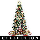 True Meaning Of Christmas Nativity Tree Collection