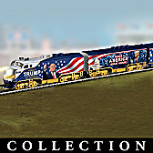 Donald Trump Express Train Collection