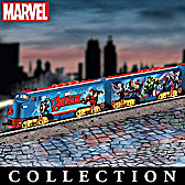 The Avengers Express Train Collection