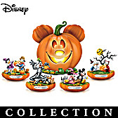 Disney Spooktacular Halloween Sculpture Collection