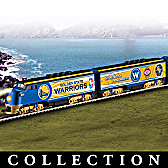 Golden State Warriors Express Train Collection
