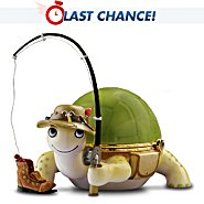 The Bradford Exchange Heart And Sole Heirloom Porcelain Turtle Music Box at Sears.com