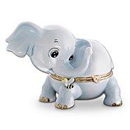 The Bradford Exchange Kismet Elephant Heirloom Porcelain Music Box at Sears.com