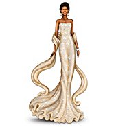 The Bradford Exchange The Michelle Obama Radiant Beauty Figurine at Sears.com