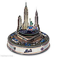 """The Bradford Exchange The New York Mets Citi Field """"Victory"""" Carousel at Sears.com"""
