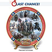 The Bradford Exchange Civil War 150th Anniversary Masterpiece Edition Collector Plate at Sears.com