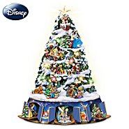 The Bradford Exchange Disney Character Tabletop Tree: The Magic Of Disney at Sears.com