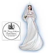 The Bradford Exchange The Princess Catherine Royal Elegance Limited-Edition Ornament at Sears.com