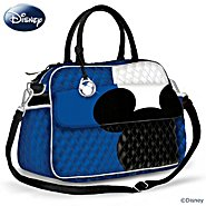 The Bradford Exchange Disney Mickey Mouse Designer Carryall Purse at Sears.com