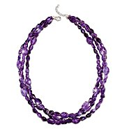 The Bradford Exchange Women's Necklace: Amethyst Treasure Necklace at Sears.com