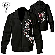 The Bradford Exchange Betty Boop Women's Hoodie at Sears.com