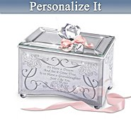 The Bradford Exchange Granddaughter, You're A Dream Come True Personalized Music Box at Sears.com