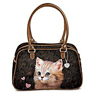 The Bradford Exchange Women's Handbag: Paws-itively Loveable at Sears.com
