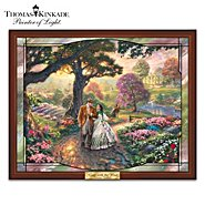 The Bradford Exchange Thomas Kinkade Stained-Glass Wall Decor: Gone With The Wind at Sears.com