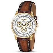 The Bradford Exchange Commemorative Men's Watch: Legends Of Aviation at Sears.com