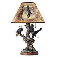 The Bradford Exchange Lamp: Treetop Majesty Lamp at Sears.com