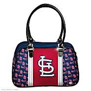 The Bradford Exchange Handbag: Custom Imported St. Louis Cardinals City Chic Designer Handbag at Sears.com