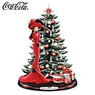The Bradford Exchange Tabletop Tree: Refreshing Holiday Cheer Tabletop Christmas Tree at Sears.com