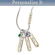 The Bradford Exchange Personalized Pendant Necklace: The Ones You Love at Sears.com