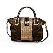 The Bradford Exchange Handbag: Pomeranian Love Handbag at Sears.com