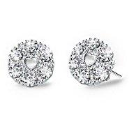 The Bradford Exchange Earrings: Precious Daughter Diamond Earrings at Sears.com
