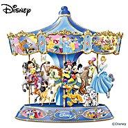 The Bradford Exchange Wonderful World Of Disney Walt Disney's Classic Characters Musical Carousel at Sears.com