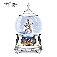 The Bradford Exchange Sculpture: Thomas Kinkade Oh, Holy Night Sculpture at Sears.com