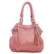The Bradford Exchange Handbag: Breast Cancer Awareness Shimmering Hope Designer Handbag at Sears.com