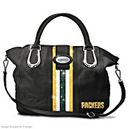 The Bradford Exchange Women's Handbag: Titletown Chic Handbag at Sears.com