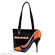 The Bradford Exchange Women's Handbag: Kick Up Your Heels Bears Handbag at Sears.com