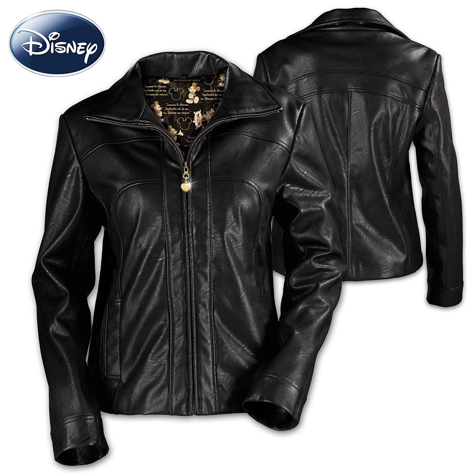The Bradford Exchange Women's Jacket: Timeless Disney Women's Jacket at Sears.com