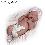 The Ashton-Drake Galleries May God Bless You, Little Grace So Truly Real Lifelike Baby Doll at Sears.com