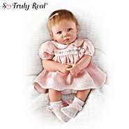 The Ashton-Drake Galleries Little Rose Petal Collectible Vinyl Baby Doll at Sears.com