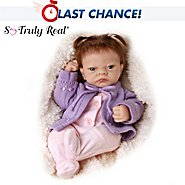 The Ashton-Drake Galleries Emmy's Loving Eyes Baby Doll From Tiny Miracles at Sears.com