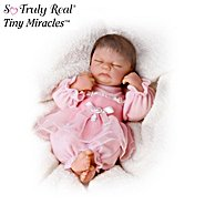 The Ashton-Drake Galleries So Truly Real Ashlyn Baby Doll From Tiny Miracles at Sears.com