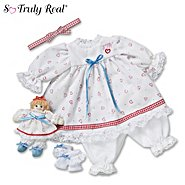 The Ashton-Drake Galleries So Truly Real Baby Doll Clothing: Mommy & Me Ensemble at Sears.com