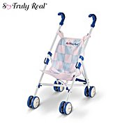 The Ashton-Drake Galleries So Truly Real Baby Doll Accessories: Stroller at Sears.com