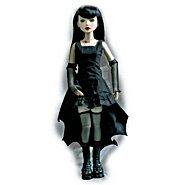 The Ashton-Drake Galleries 16-Inch Vinyl Ball-Jointed Vampire-Costumed Doll: Once Bitten, Twice Shy Delilah Noir at Sears.com