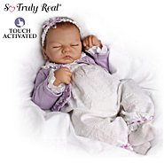 The Ashton-Drake Galleries Linda Webb's Sweet Dreams Emily Doll: So Truly Real Breathing Movement Baby Doll at Sears.com
