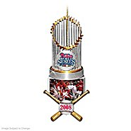 The Ashton-Drake Galleries 2008 World Series Champions Philadelphia Phillies Collectible Trophy Ornament at Sears.com