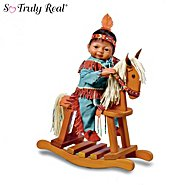 The Ashton-Drake Galleries Native American Inspired So Truly Real Baby Doll: The Magnificent Hunter at Sears.com