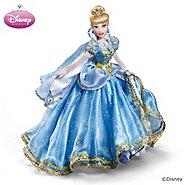 The Ashton Drake Galleries Cinderella Ball-Jointed Fashion Doll at Sears.com